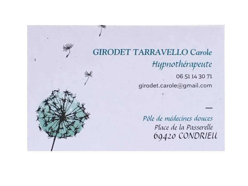 carole Girodet hypnothérapeute
