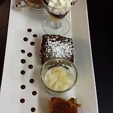 le dessert gourmand