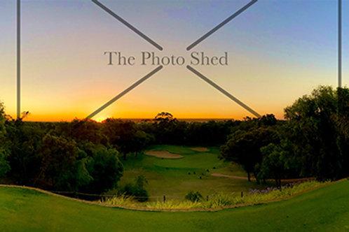 Last Sunset 2020 - Panorama
