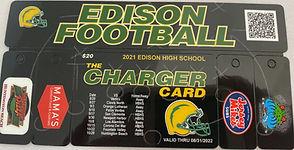 Charger Cards