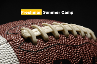 Freshman Summer Camp