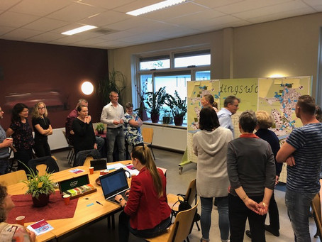 Bewonersbijeenkomst Noordhorn 20 mei 2019