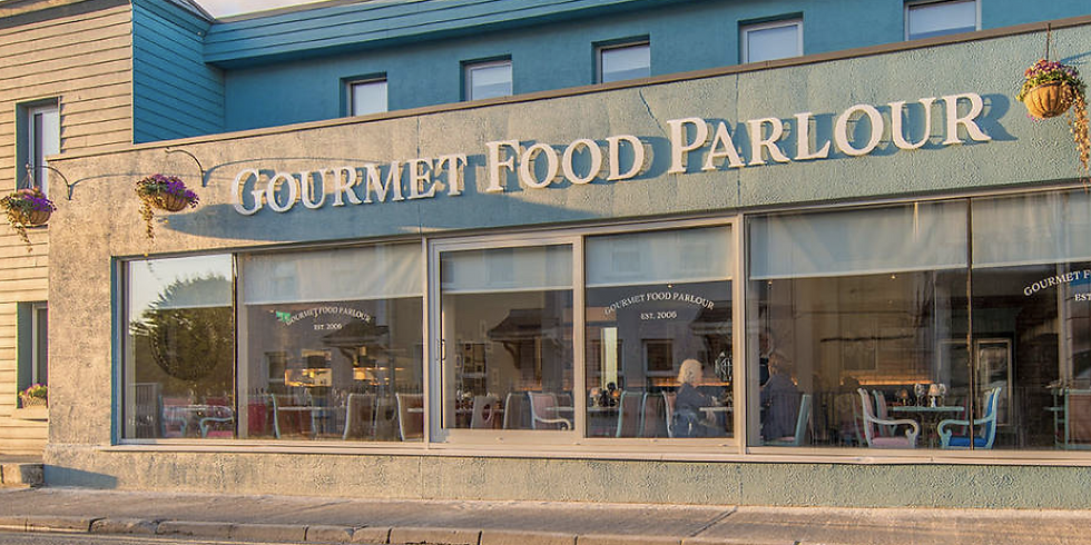 Paint by the Pints - GALWAY x Gourmet Food Parlour