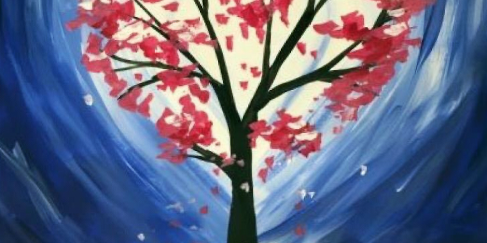 SOLD OUT!!! Paint by the Pints - Valentines & Galentines Event