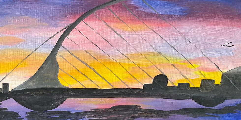 Paint by the Pints x Virtual Fridays - Feb 26th 2021