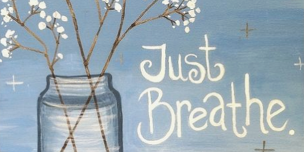 Paint by the Pints - Mindfulness