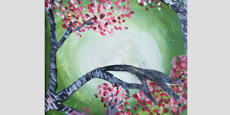 Paint by the Pints - Spring has Sprung