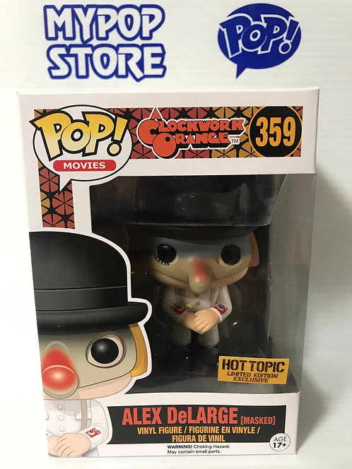 Alex DeLarge #359 - Clockwork Orange Hot Topic Exclusive