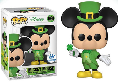 Lucky Mickey St. Ptricks Day - Disney Funko Shop Exclusive