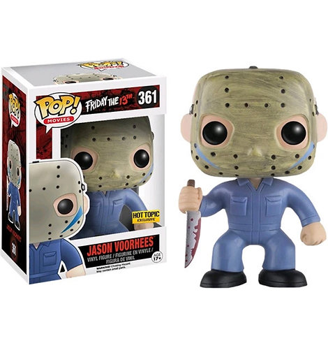 Jason Voorhees #361 - Friday the 13th Hot Topic Exclusive