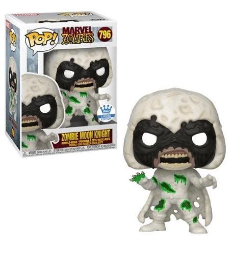 Zombie Moon Knight #796 - Marvel Zombies