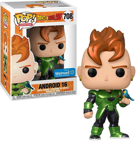 Android 16 #708 - Dragonball Z Walmart Exclusive