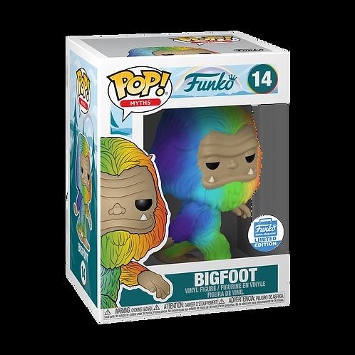 Bigfoot #14 (Rainbow) - Myths Funko Shop Exclusive