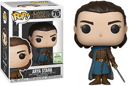 Arya Stark #76 - Game of Thrones 2019 ECCC Exclusive