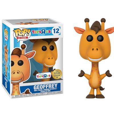 Geoffrey #12 - Toys R Us Exclusive