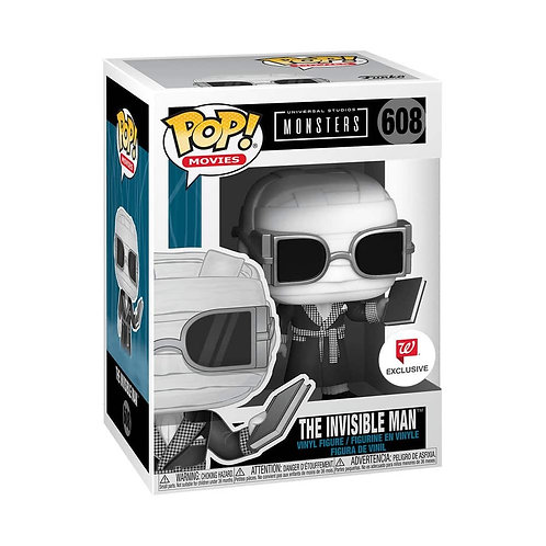 The Invisible Man #608 - Universal Monsters Walgreens Exclusive