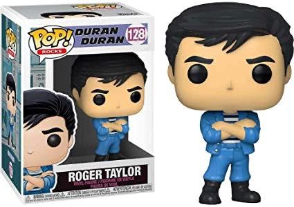 Roger Taylor #128 - Duran Duran