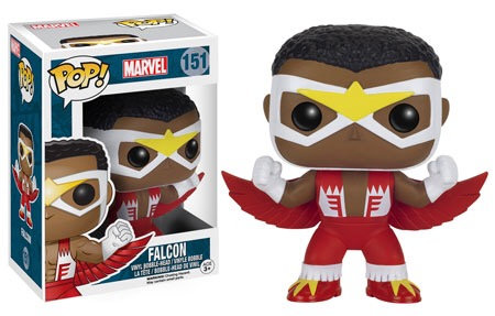 Falcon #151 - Marvel (Vaulted 2016)