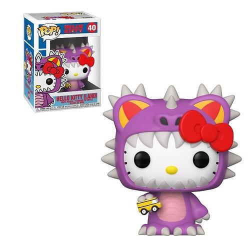 Hello Kitty (Land) Kaiju #40