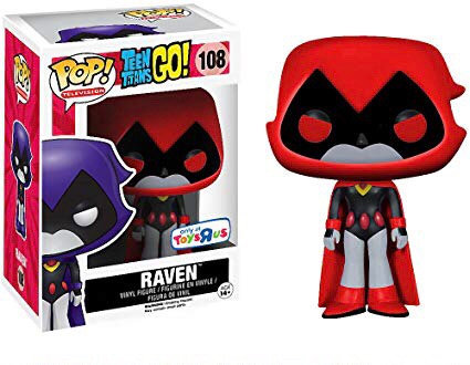 Raven (Red) #108 - Teen Titans Go! Toys R Us Exclusive