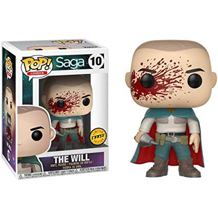 The Will #10 - Saga CHASE