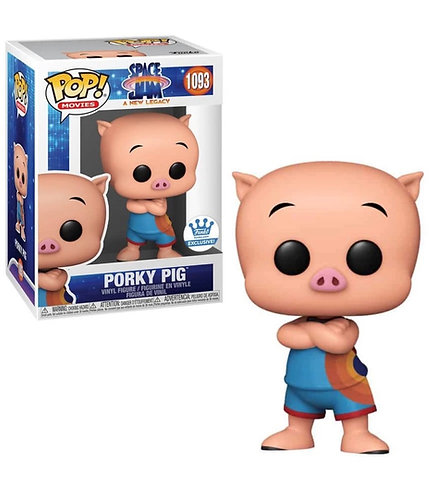 Porky Pig #1093 - Space Jams Funko Shop Exclusive