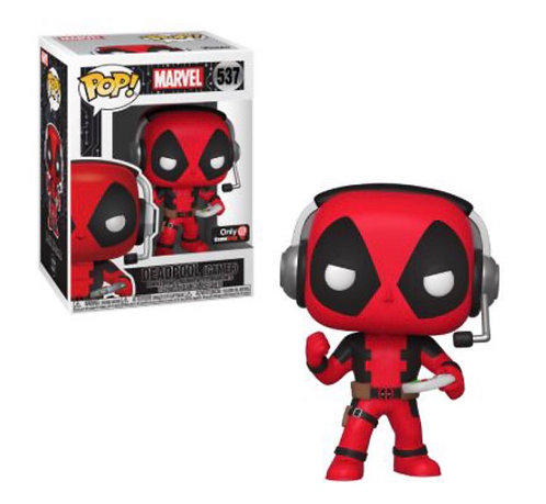 Deadpool (Gamer) #537 - Marvel GameStop Exclusive