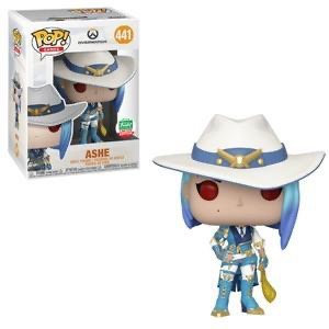 Ashe #441 - Overwatch Funko Shop Holiday Exclusive