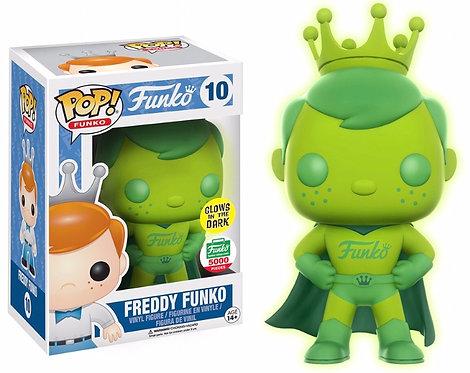 Gamma Freddy Funko GITD #10