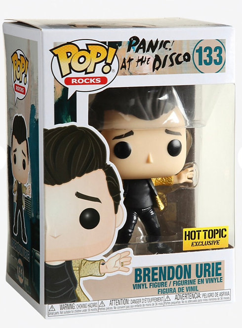 Brendon Urie #133 - Panic at the Disco Hot Topic Exclusive