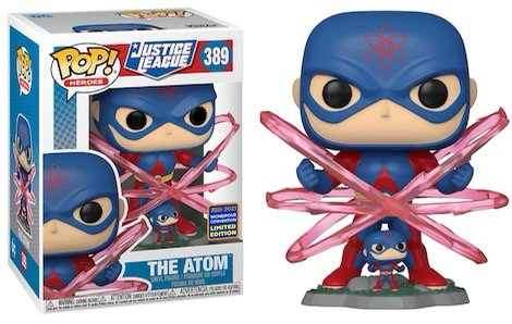 The Atom #389 - Justice League 2021 WonderCon Exclusive