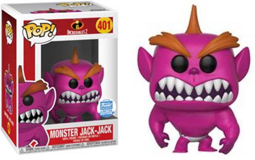 Monster Jack Jack #401 - Disney Incredibles 2