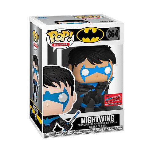 Nightwing #364 - Batman 2020 NYCC Exclusive Official Sticker