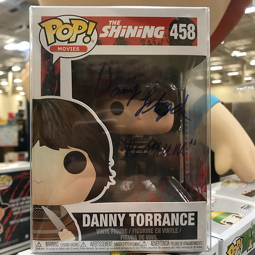 Danny Torrance #458 - The Shining (Autographed by Danny Loyd)