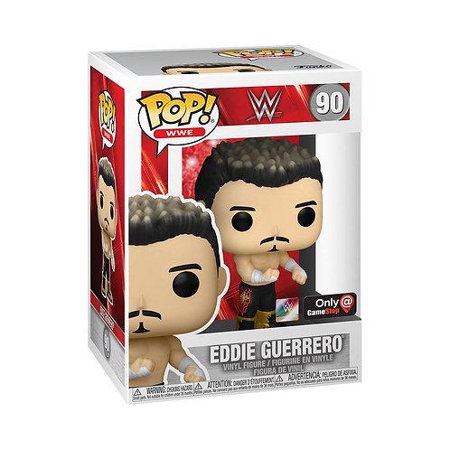 Eddie Guerrero (with pin) #90 - WWE GameStop Exclusive