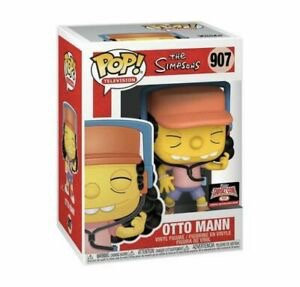 Otto Man #907 - The Simpsons Target Con Exclusive