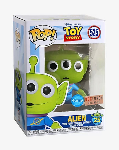 Alien #525 (Glitter) - Toy Story Box Lunch Exclusive