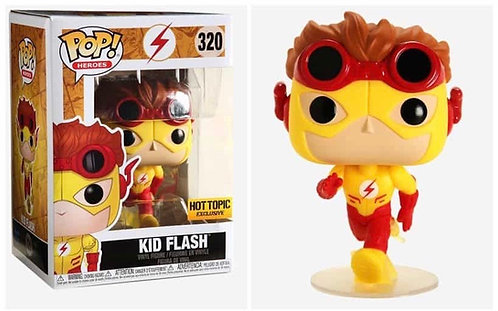 Kid Flash #320 - Hot Topic Exclusive