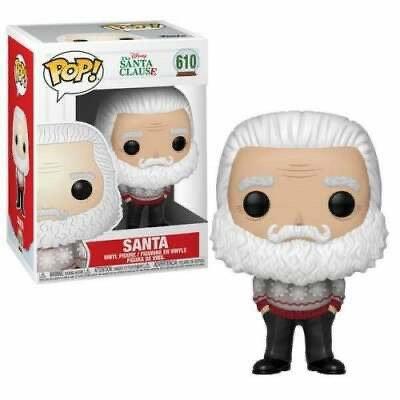 Santa #610 - Disney's The Santa Clause