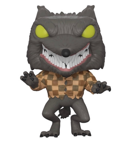 Disney's NBC - Wolfman Funko Pop