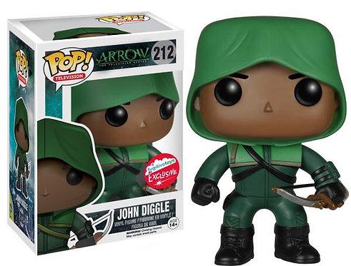 John Diggle #212 - Arrow Fugitive Toys Exclusive