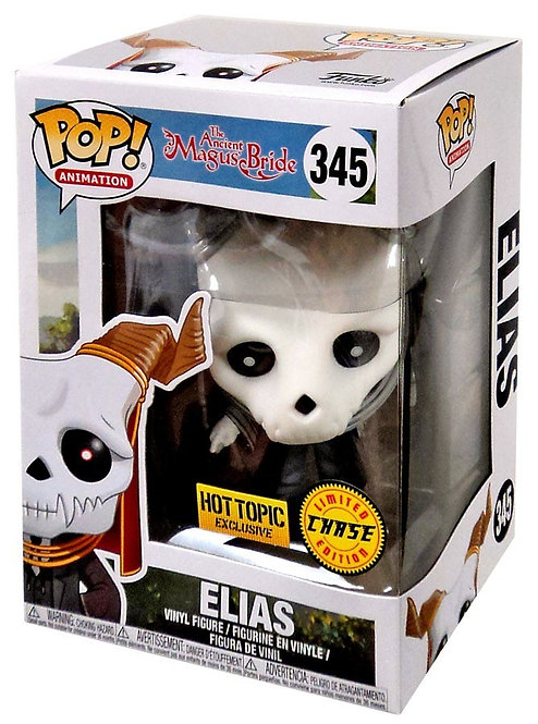 Elias Hot Topic Exclusive CHASE #345