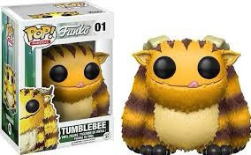 Tumblebee #01 - Wetmore Forest Monsters