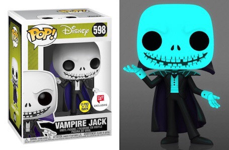 Vampire Jack #598 - Disney's NBC Walgreens Exclusive GITD