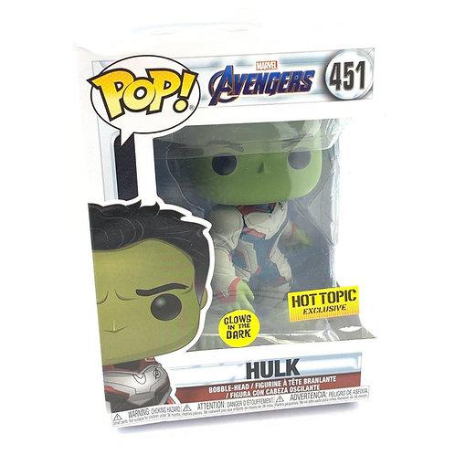 Hulk #451 - Avengers Hot Topic Exclusive GITD