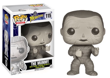 The Mummy #115 - Universal Monsters