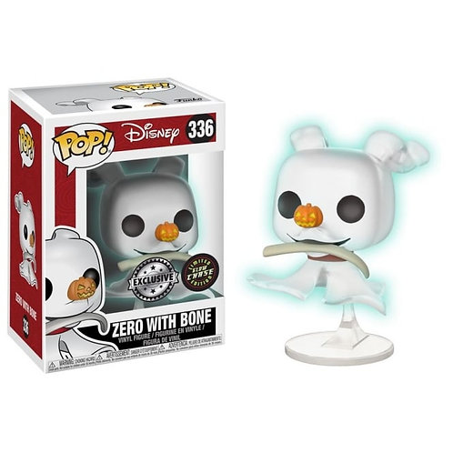 Disney Zero with Bone CHASE Box Lunch Exclusive