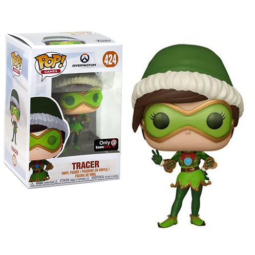Tracer #424 - Overwatch Game Stop Exclusive