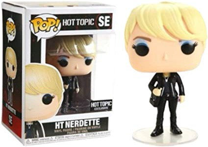 HT Nerdette SE - Hot Topic Exclusive