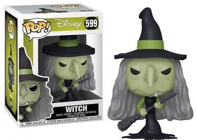 Witch #599 - Disney's Nightmare Before Christmas (NBC)